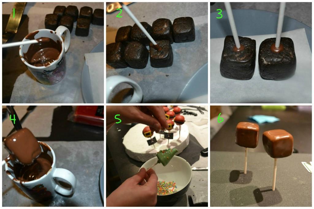 Comment Faire Cake Pops Avec Moule