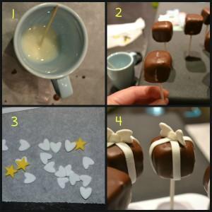 Comment Decorer Des Cake Pops