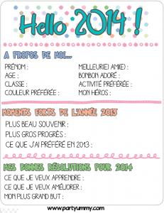 Carte 2014