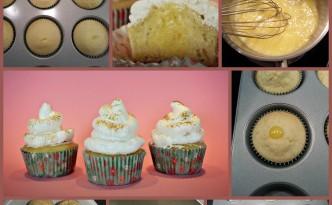 Cupcakes au Citron Méringués