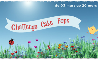 Challenge Cake Pops