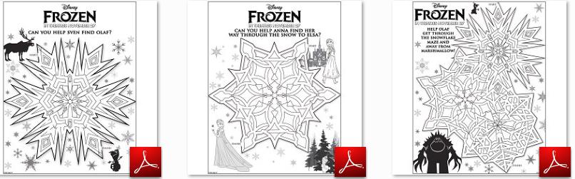 Kit anniversaire la reine des neiges - Jeux de reine des neige gratuit ...