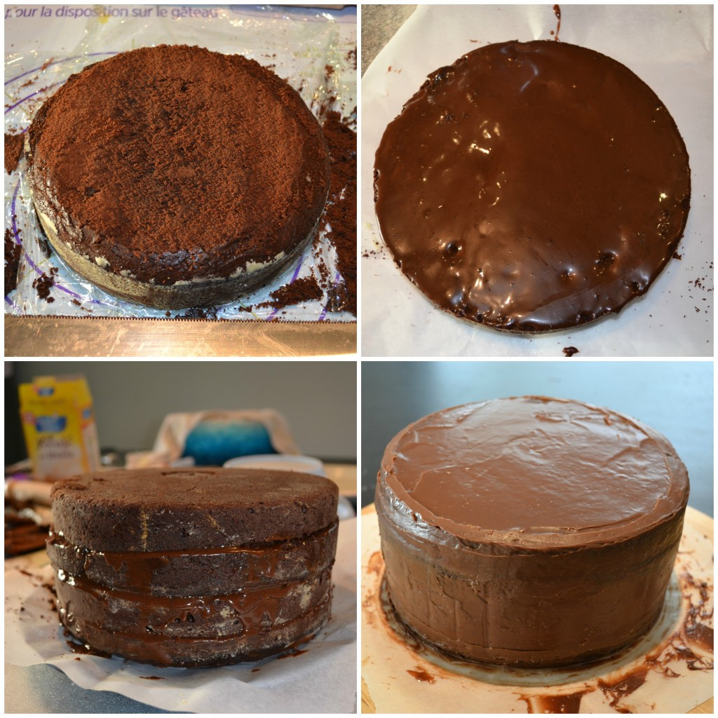 Recette De Garniture Cake Design : Gateau Elsa Reine des neiges frozen cake