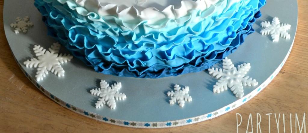 gateau elsa reine des neiges frozen cake. Black Bedroom Furniture Sets. Home Design Ideas
