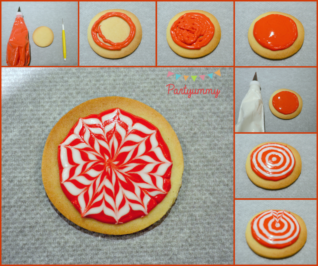Biscuits De Noel Decores Avec Du Glacage Royal