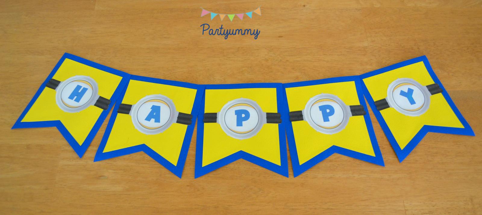 banderole-minion-anniversaire-banner