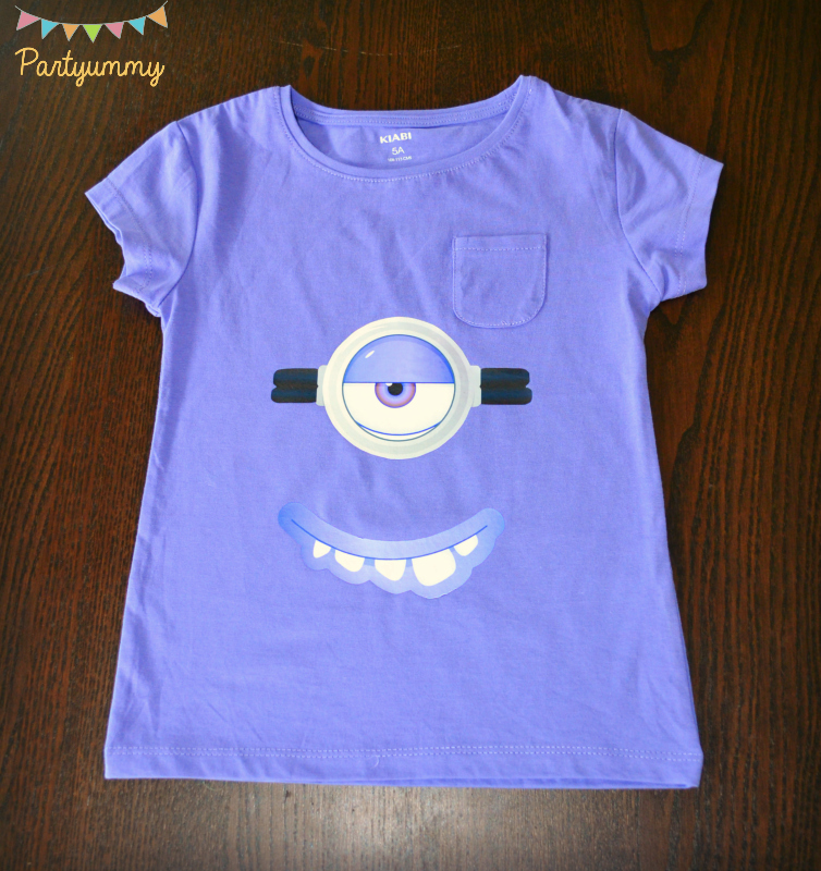 tee-shirt-minion-violet-anniversaire-dress-code