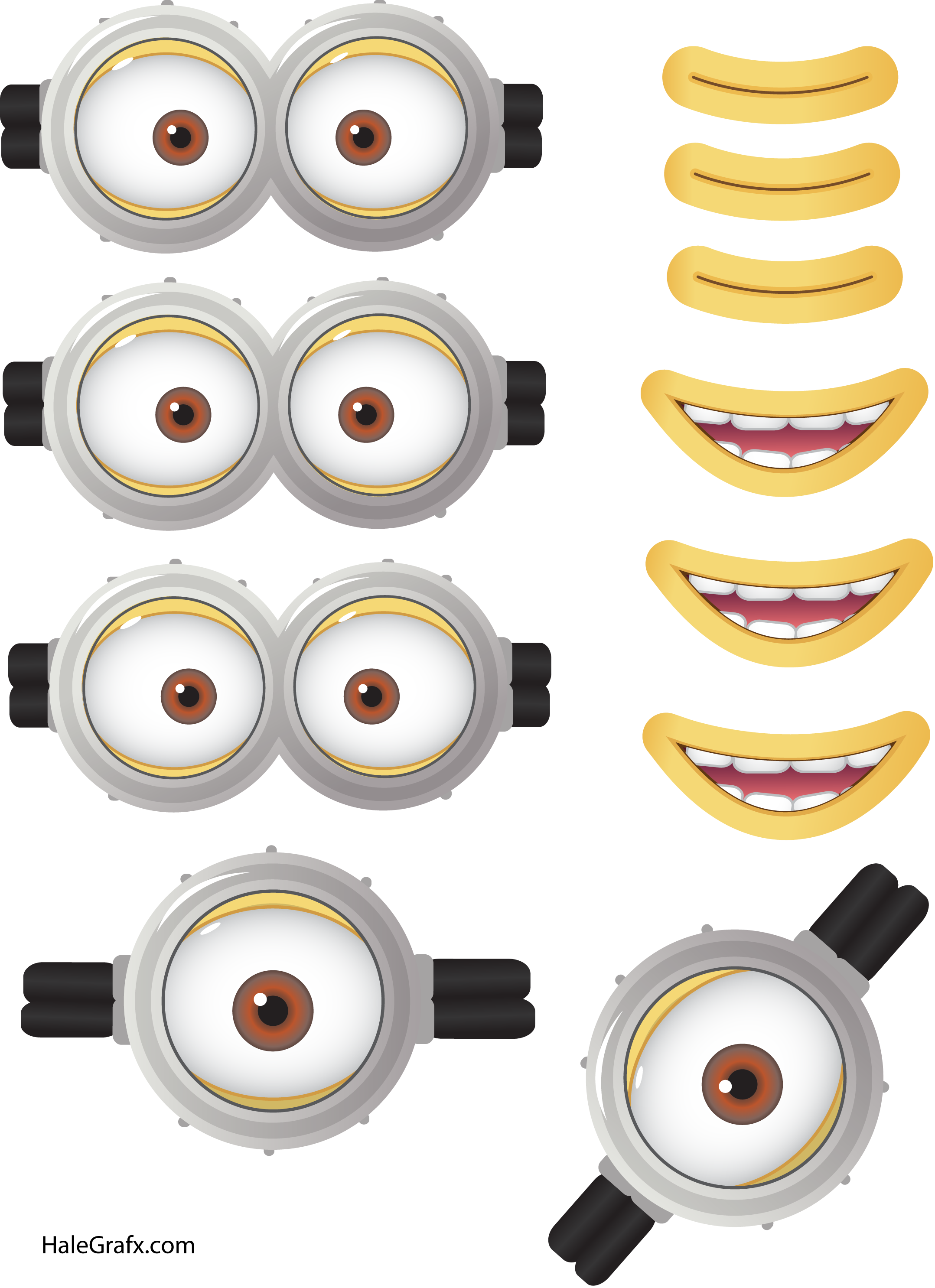 partyummy-printable-minion-visage-jaune-faces-yellow
