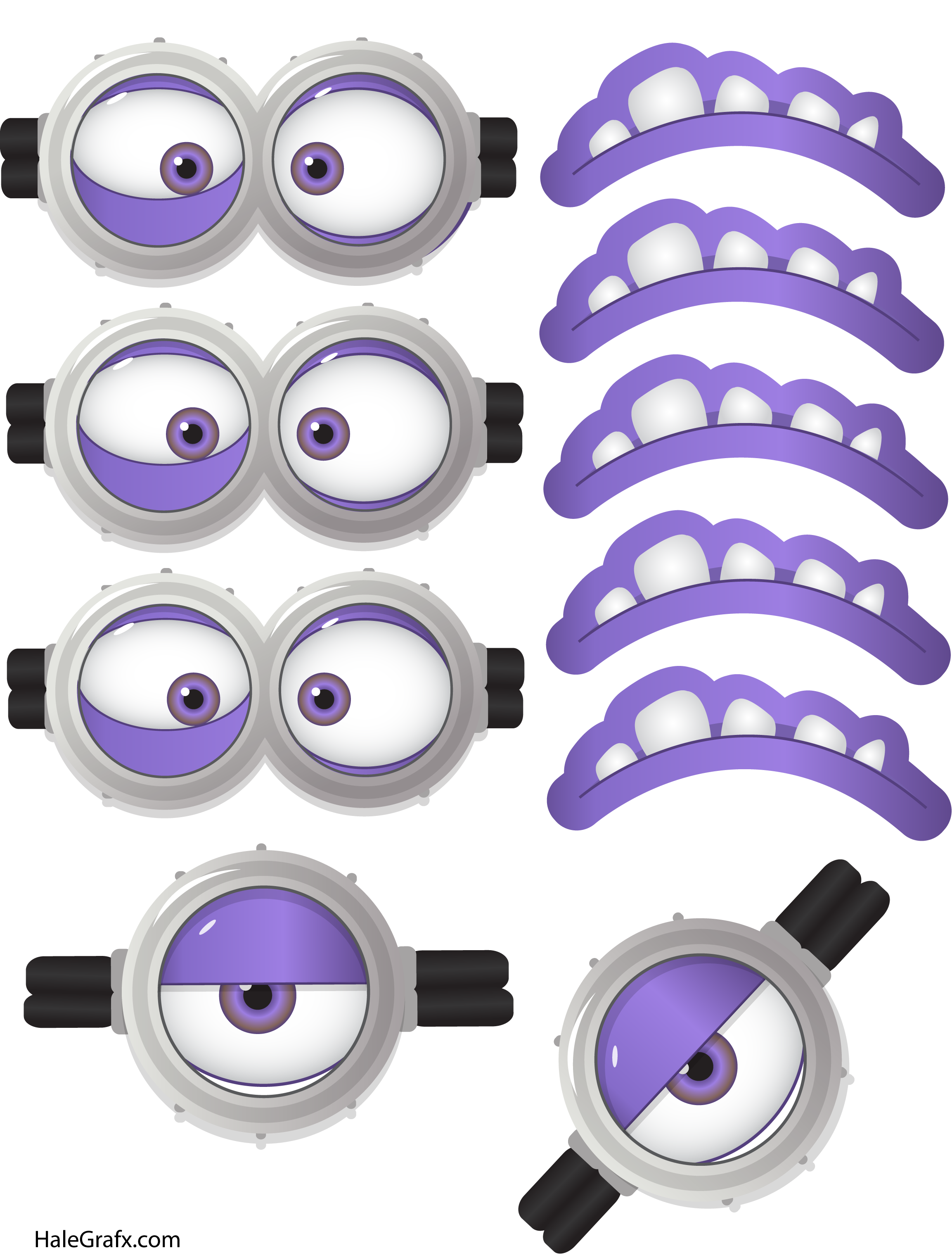 partyummy-printable-minion-visage-violet-faces-evil
