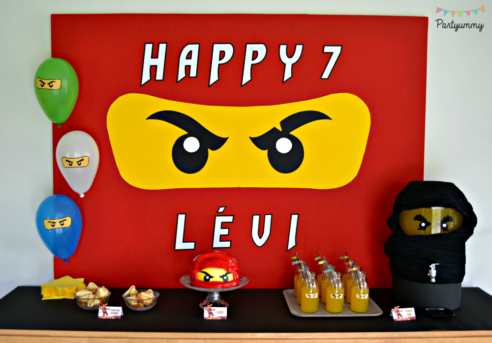 Ninjago Birthday Invitations was good invitations ideas