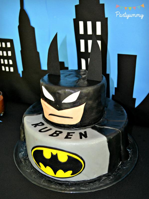 gateau,batman,cake,cape,logo
