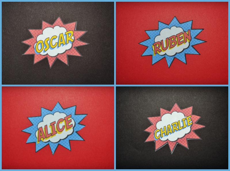 invitation-super-hero-pop-art-enveloppe-prenom