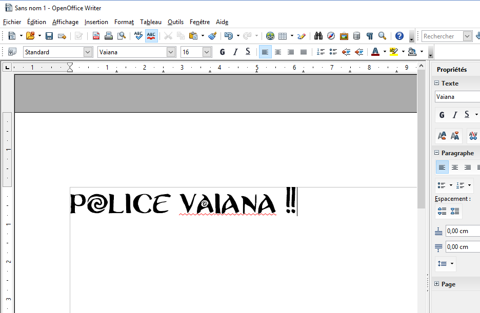 Police d 39 criture vaiana moana font - Telecharger open office ancienne version ...