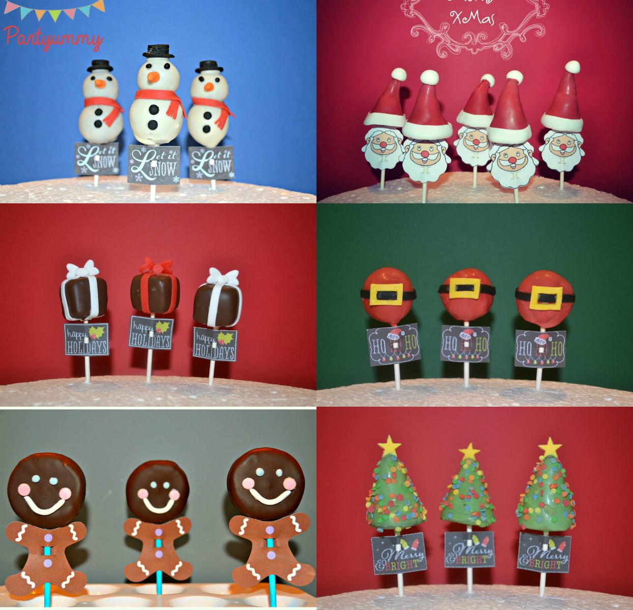 cake-pops-noel-bonhomme-de-neige-pere-noel-cadeaux-sapin
