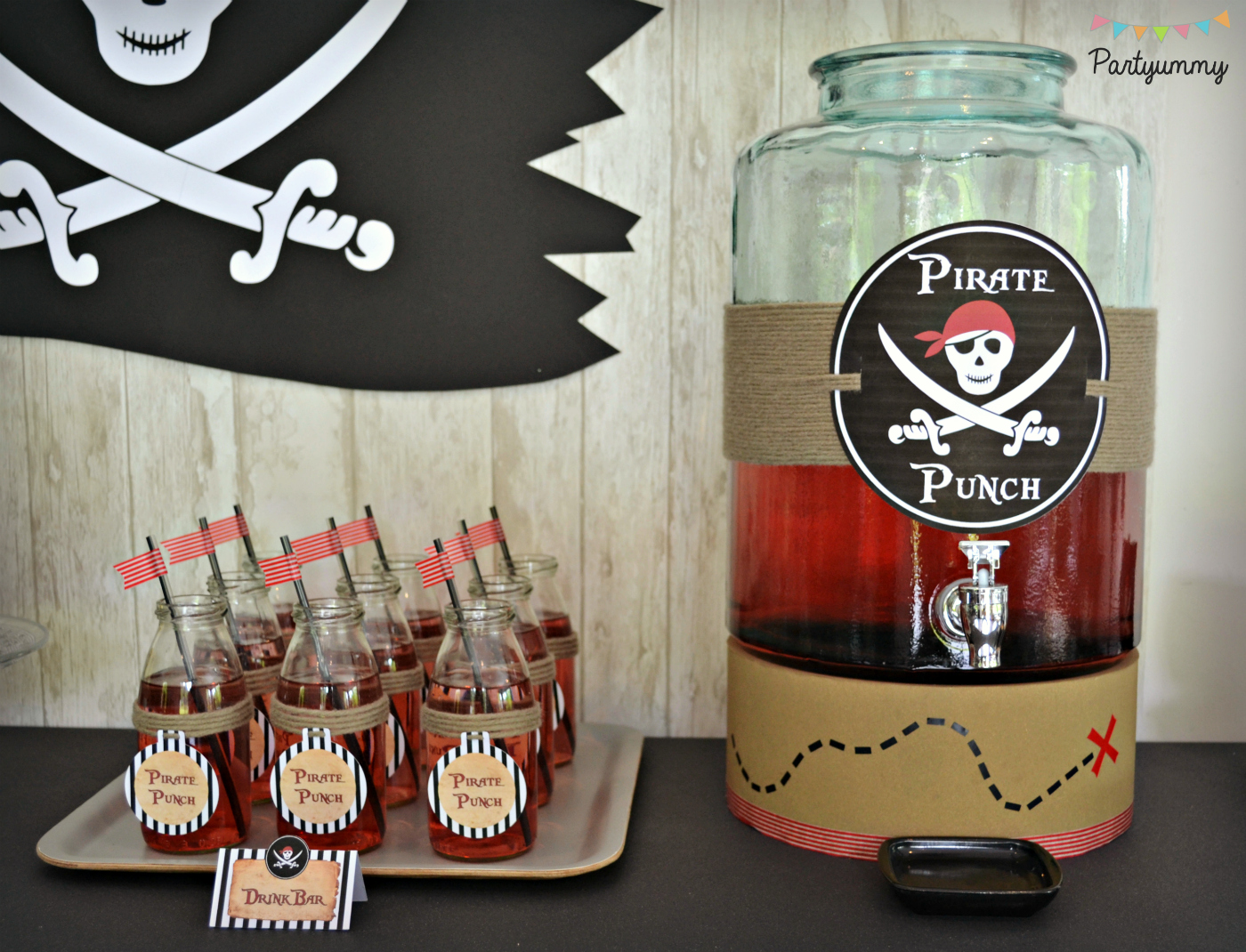 bonbonne-robinet-pirate-drink-bar-mini-bouteille-milk-bottle-diy