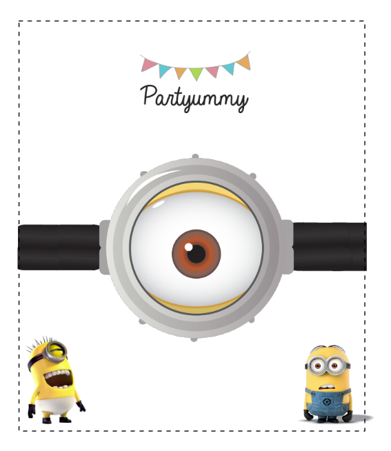 etiquette-minion-sweet-table-label-jaune-yellow