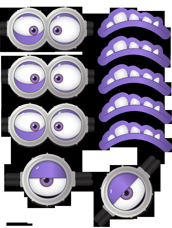 partyummy-printable-minion-visage-violet-faces-evil