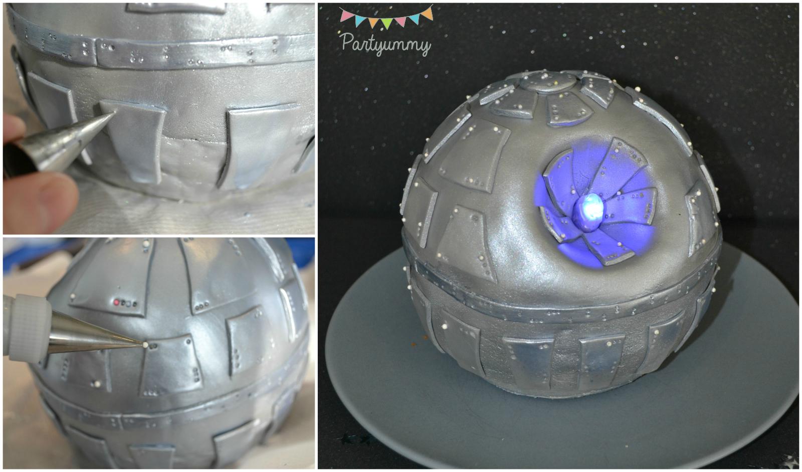 star-wars-etoile-mort-noire-death-cake-rkt-lumiere-faisceau-laser