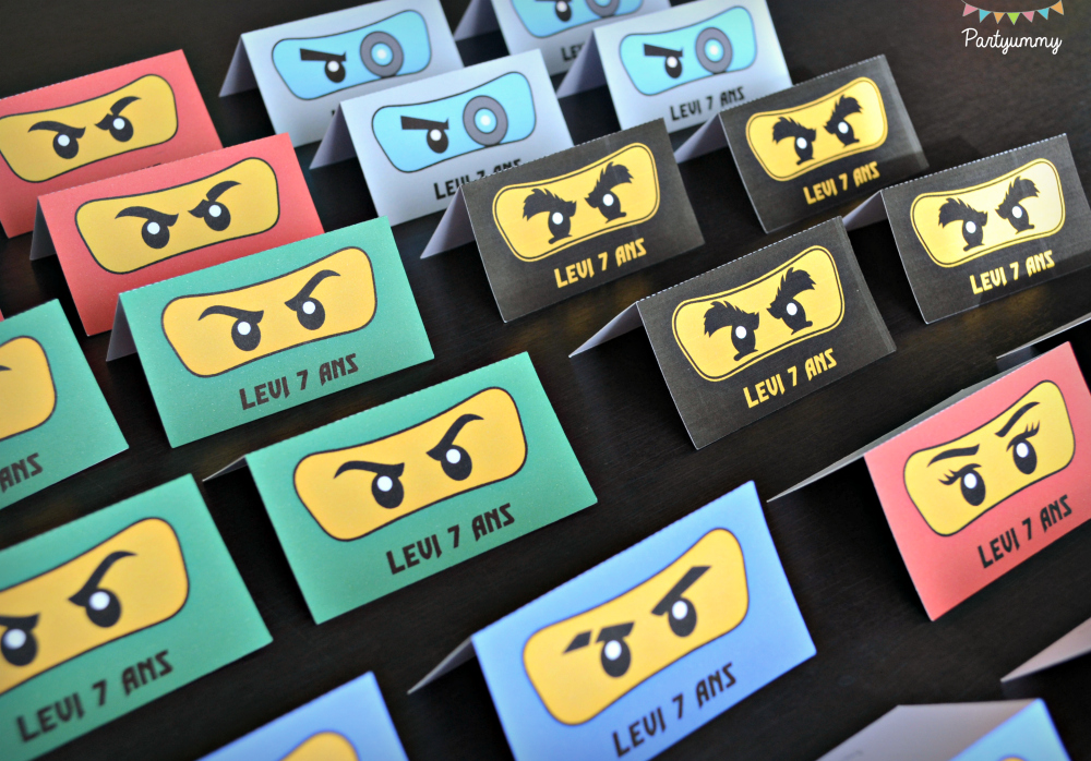 etiquette-ninjago-labels-bonbon-sachet