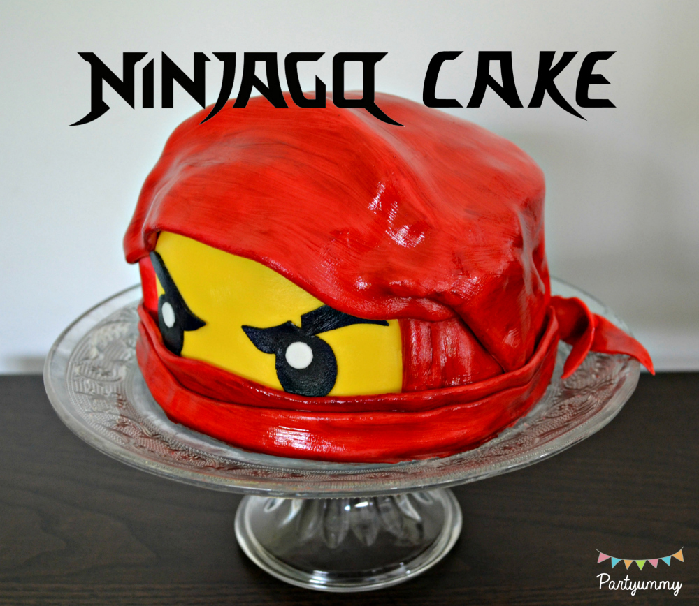 gateau-ninjago-cake-kai-cagoule-ninja