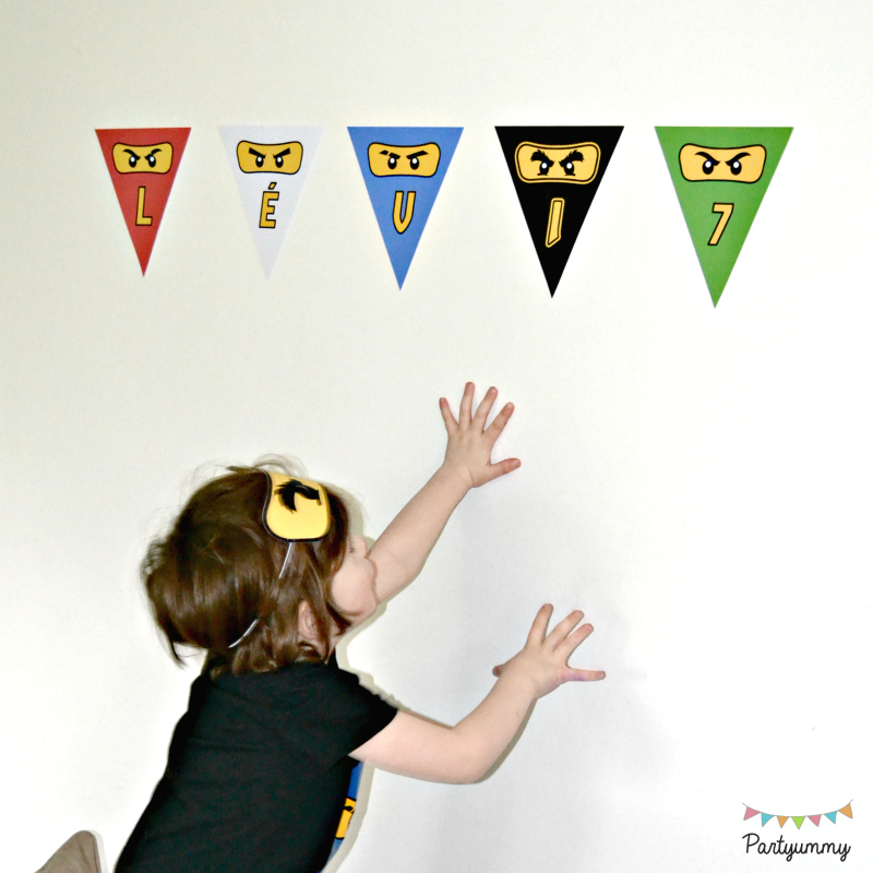 banderole-anniversaire-ninjago-banner-birthday