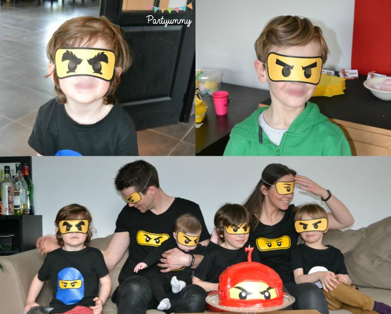 masques-ninjago