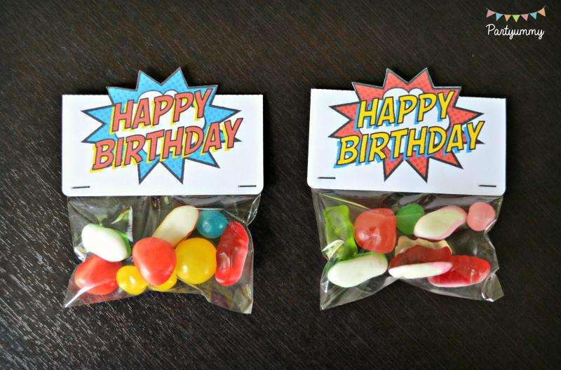 etiquettes-sachets-bonbons-anniversaire-ecole-super-hero-pop-art