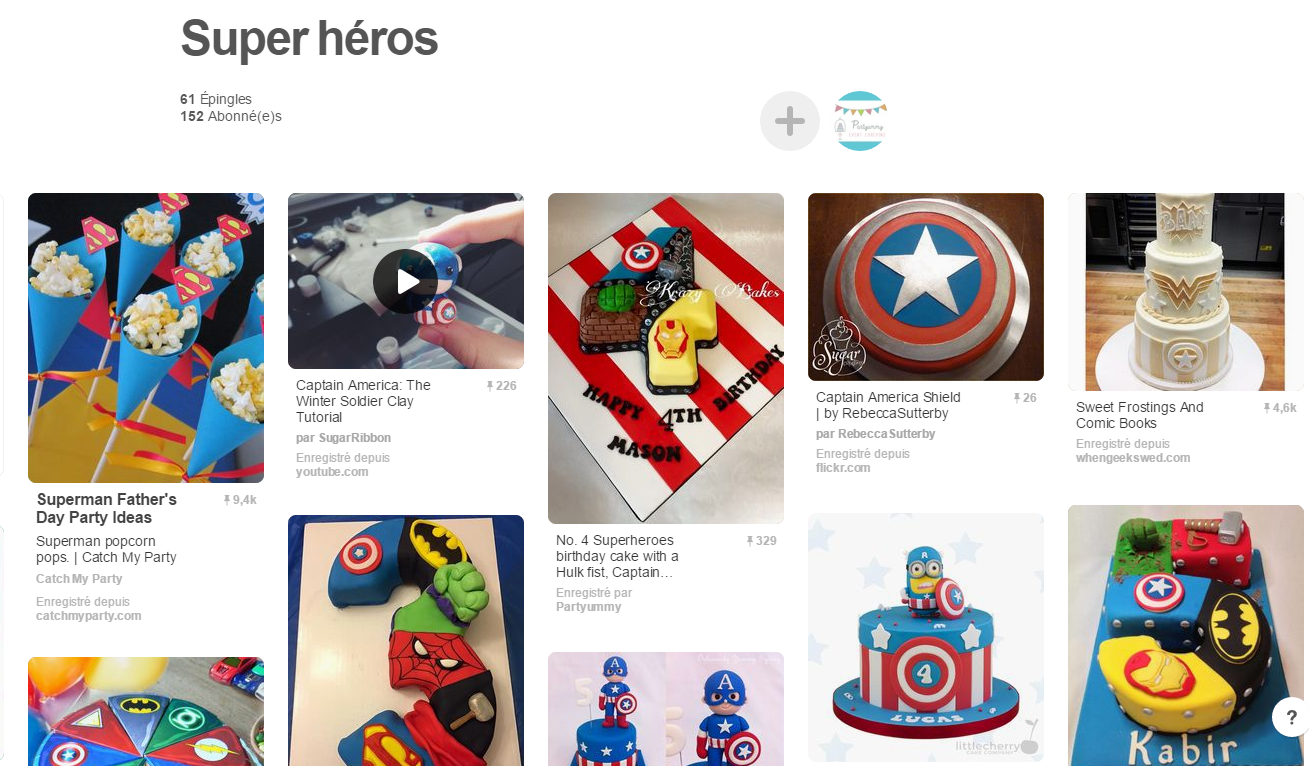 tableau-pinterest-superheros-party