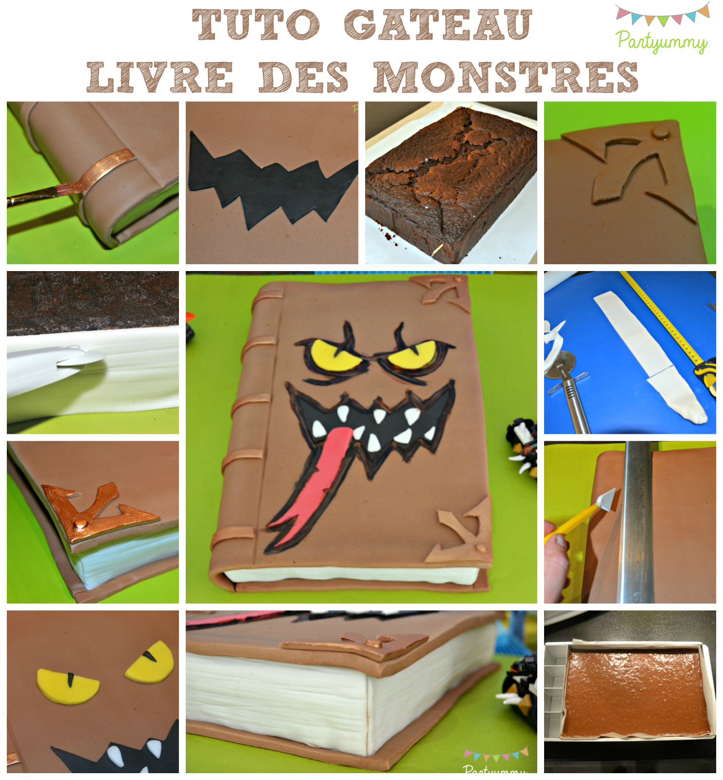 tuto-gateau-livre-des-monstres-nexo-kngihts-book-of-monsters-cake-2