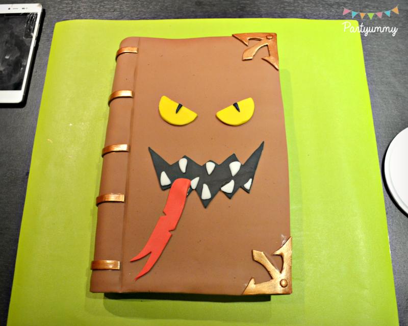 visage-pate-sucre-sugerpaste-livre-des-monstres-nexo-knights-book-monsters